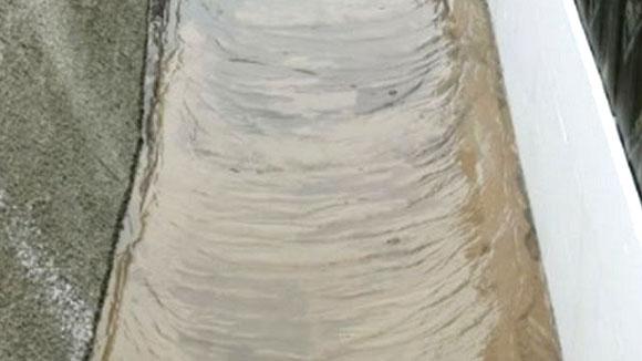 预拌流态固化土