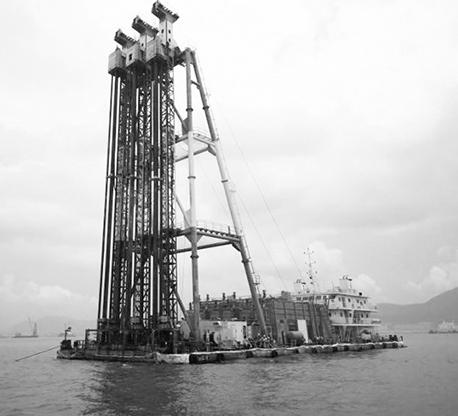 水上地基处理工程