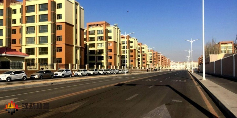 SMW工法:蚌埠市胜利路综合改造四标段