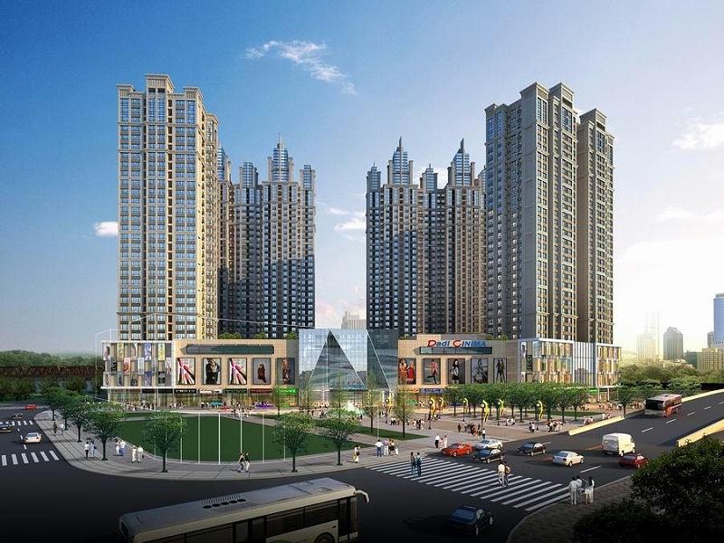 基坑工程:蚌埠汇金商业广场