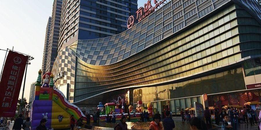 旋喷搅拌加劲桩:佛山南海万达广场