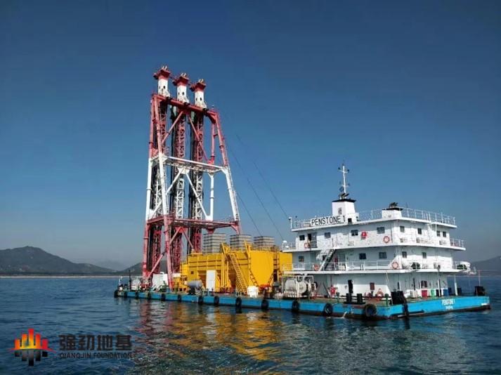 DCM工程船