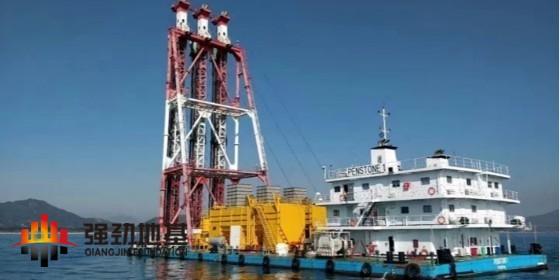 海上DCM工程船