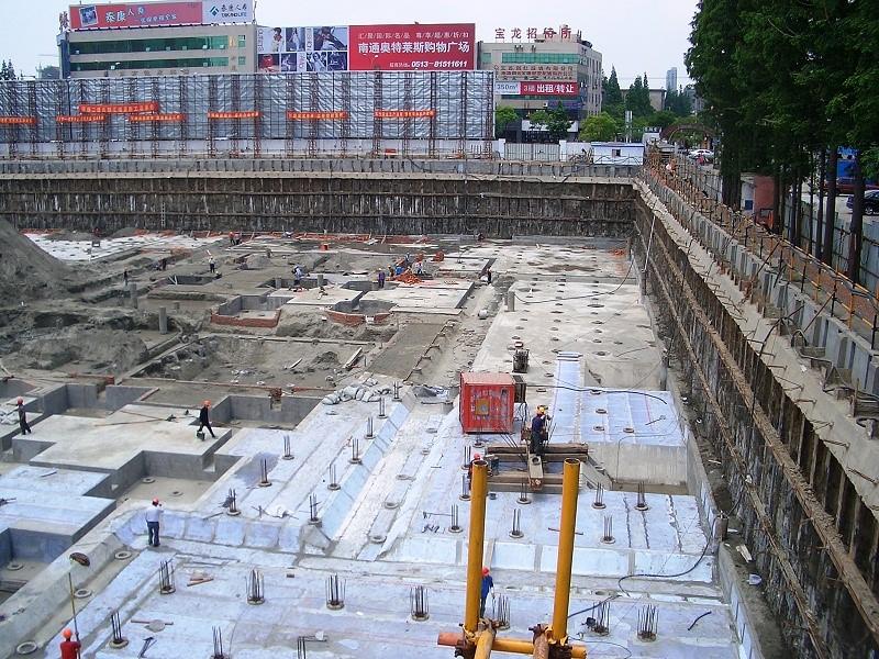 南通文峰金融大厦项目