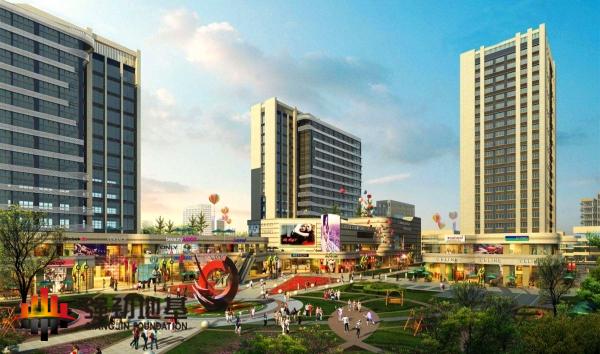 中国铁建临港大厦项目