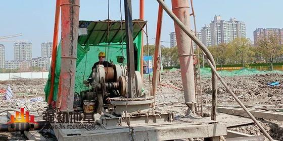 强劲地基建筑桩基施工工艺之灌注桩工艺