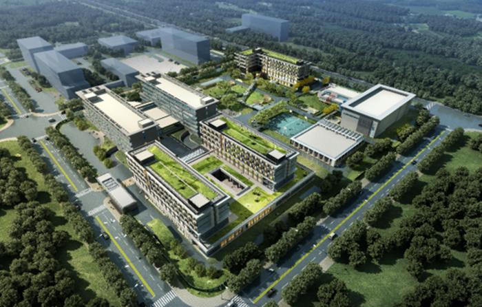国航上海浦东工作区倒班用房基坑工程项目