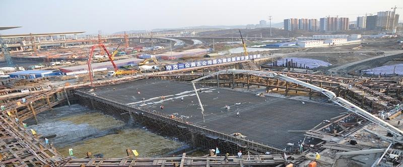 南京南站综合枢快速环线工程