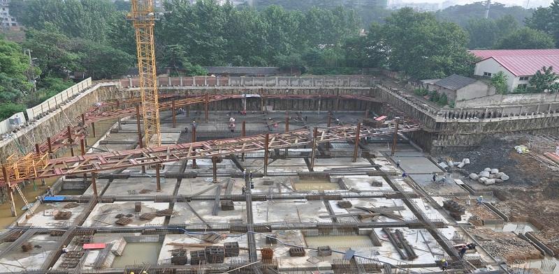 南京中央金地基坑工程