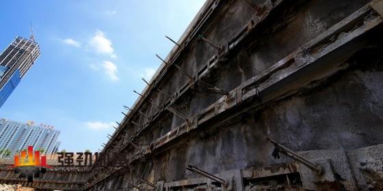 上海基坑支护施工