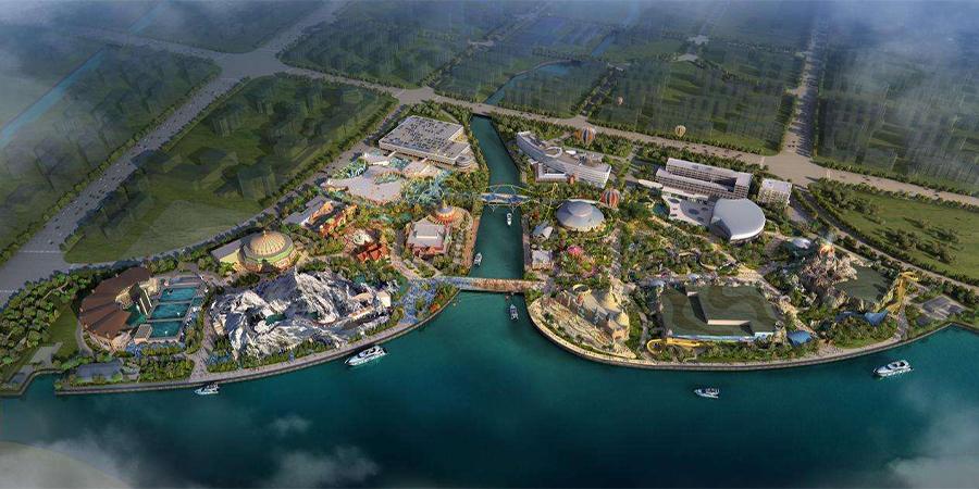 综合工程:上海海昌极地海洋公园及配套项目