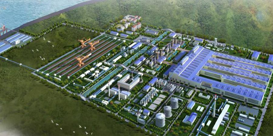 强夯地基处理:广东金晟兰冶金科技有限公司短流程优特钢项目