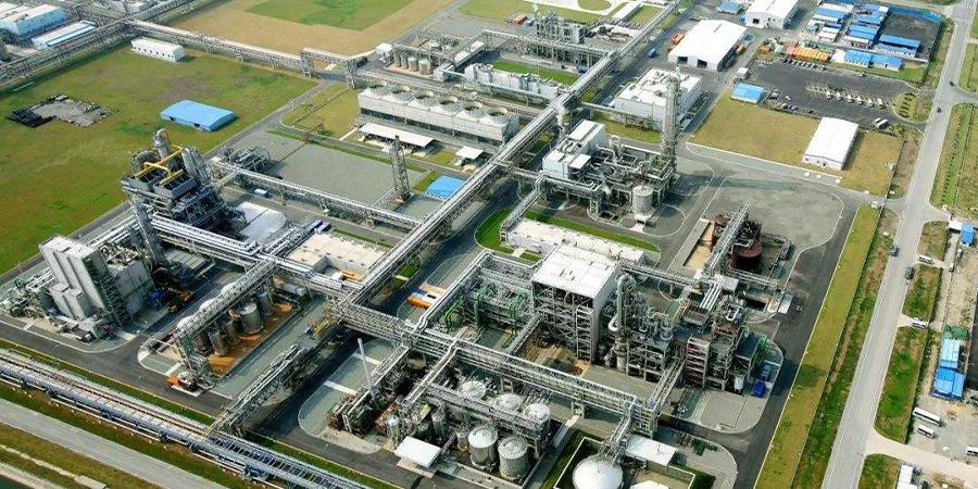 PHC管桩:巴斯夫化工有限公司10万吨/年尼龙6及配套设施项目