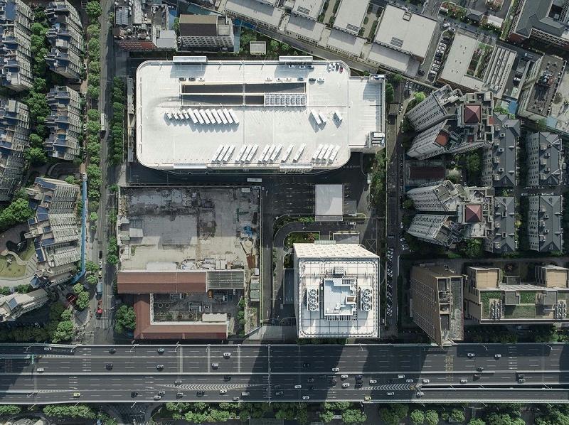 逸仙路公交停车场改建项目