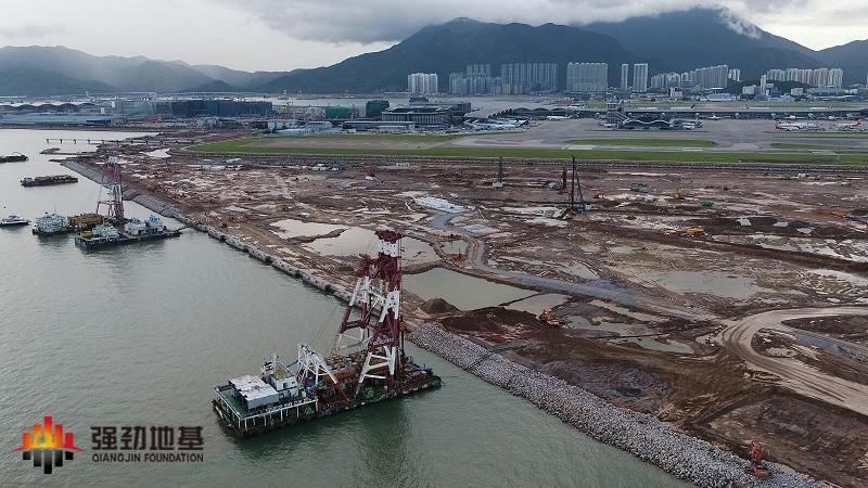 香港三跑项目