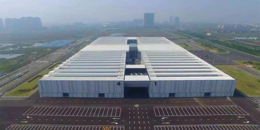 基坑工程:连云港工业展览中心
