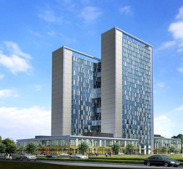 基坑工程:苏州科技城致远国际商务大厦