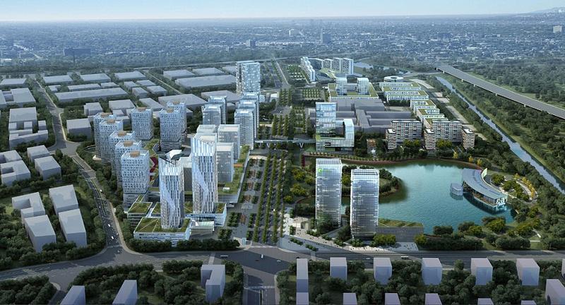 桩基+基坑工程:南京无线谷二期科技园研发楼