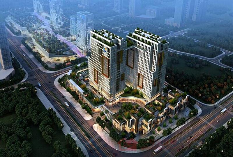 基坑工程:南昌莱蒙都会商业中心