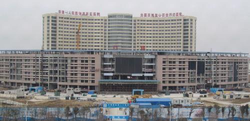 基坑工程:南昌市高新区人民医院项目