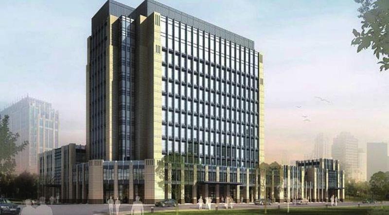 基坑工程:上海刚泰国际大厦