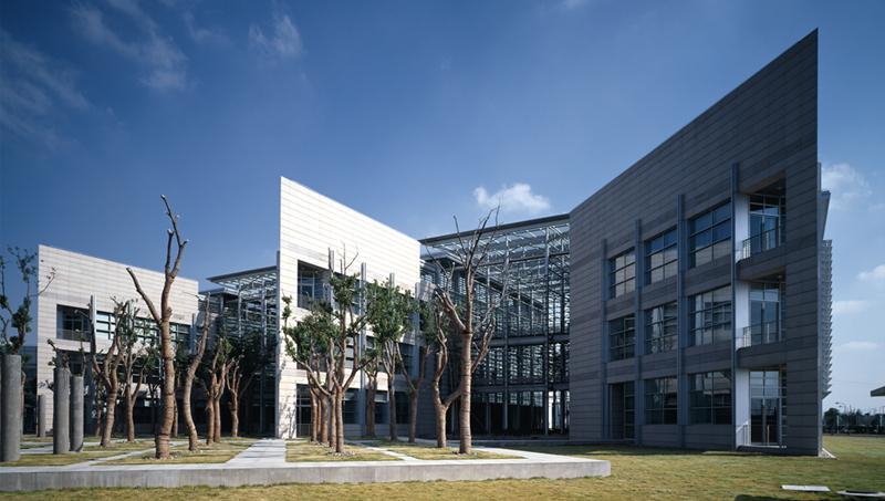 基坑工程:上海工行数据中心