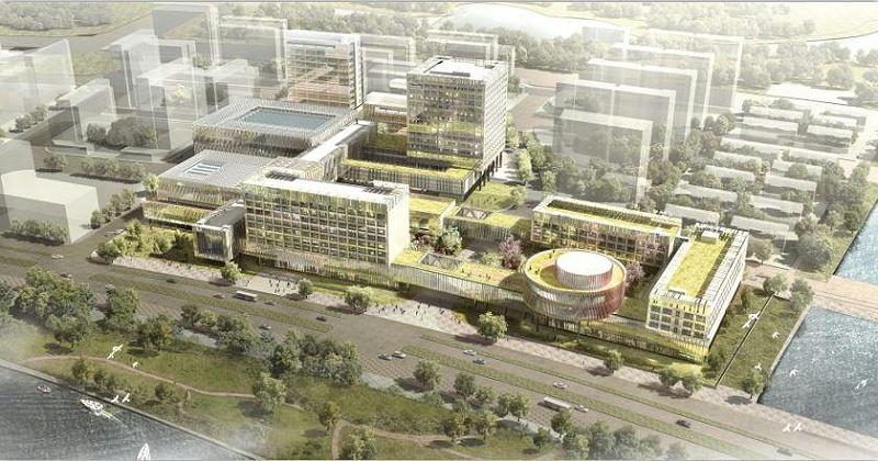 基坑工程:上海临港国际会议中心一期