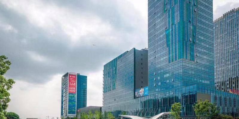 基坑工程:上海七宝中闻商务广场