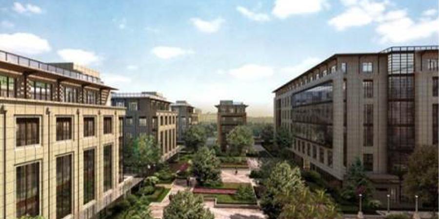基坑工程:上海旭辉虹桥国际广场