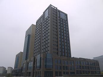 基坑工程:武汉聚龙大厦