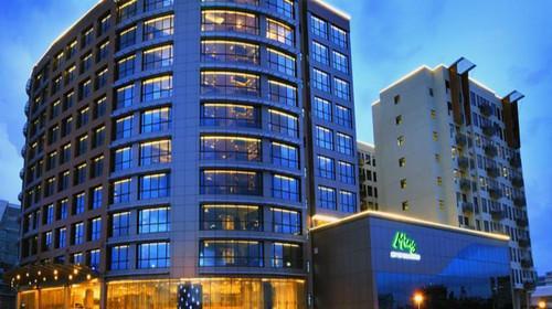 桩基+基坑工程:上海明园酒店