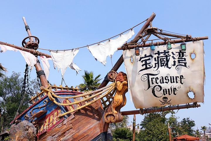 桩基工程:上海迪士尼宝藏湾项目