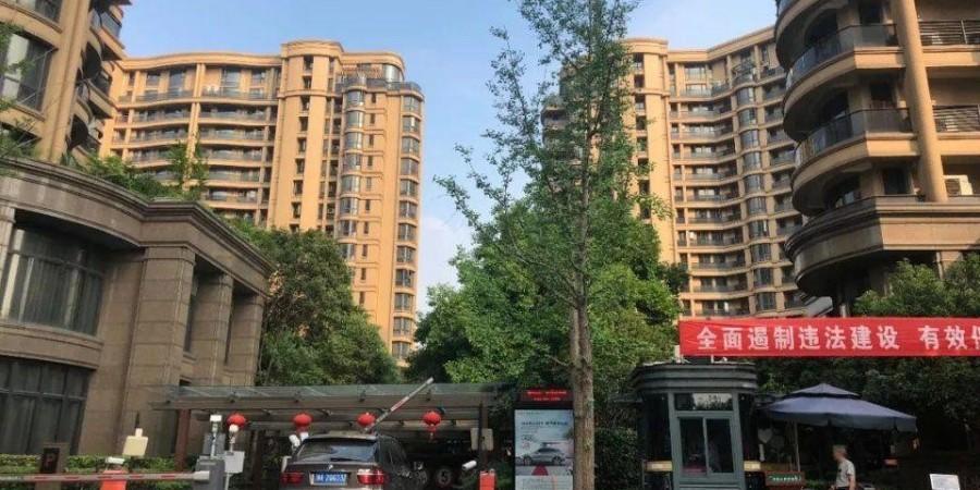 基坑工程:杭州东方丽都