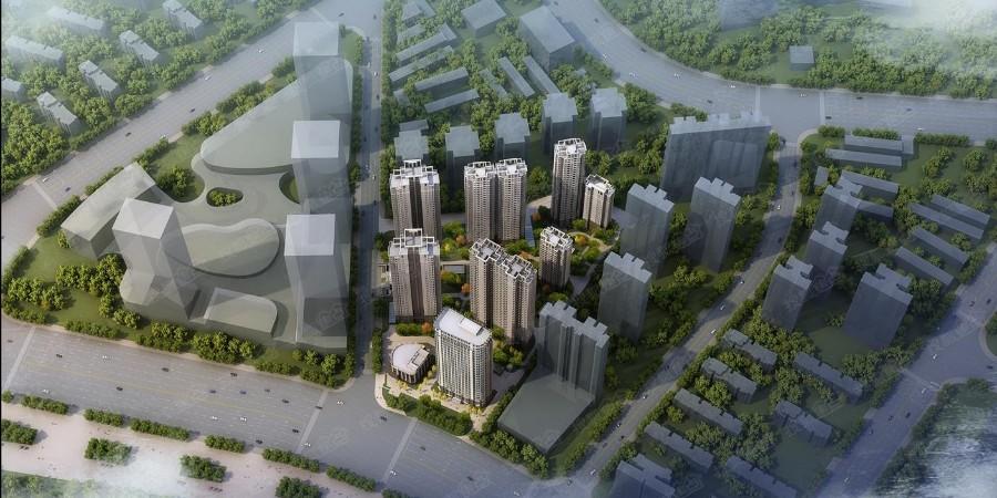 三轴水泥搅拌桩:武汉城开云悦邸基坑工程