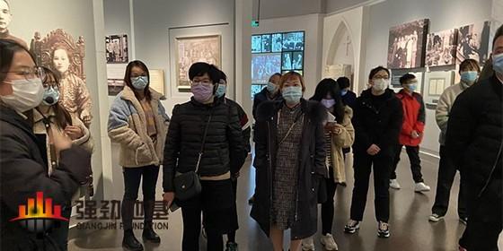 上海强劲积极参与外冈镇新时代文明实践活动