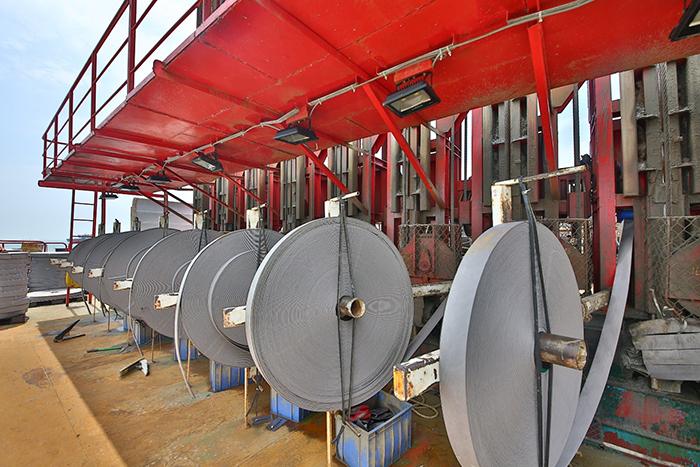 水上塑料排水板(PVD)
