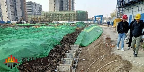 徐州西三环2018-1号B-1商业地块桩基及基坑支护工程客户回访